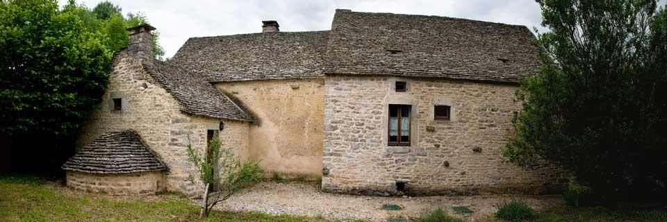 Grange de l'Auxois Morvan, © Céline Mathé, Pays de l'Auxois Morvan