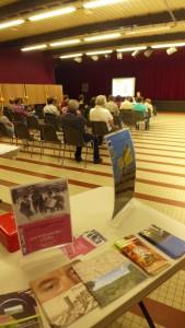 Des conférences sur la Seconde Guerre mondiale en 2014 CC BY PAH Auxois