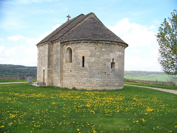 Chapelle à Salmaise CC By PAH Auxois